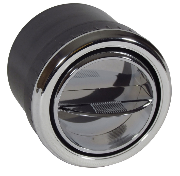 Round All Chrome A C Vent 2 1 2 Quot