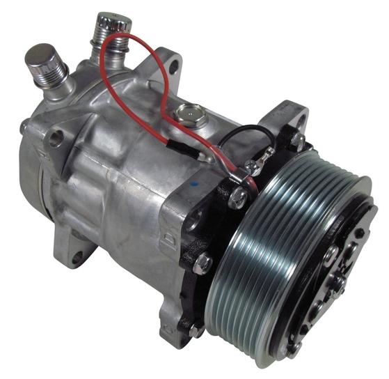 4711 Sanden 709 Series A/C Compressor