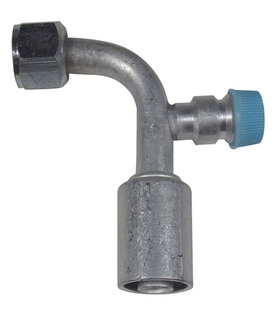 Reduced Barrier A/C Beadlock Fittings with Service Ports