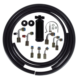 Muscle Car Extra Long Beadlock A/C Hose Kit