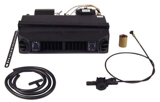 Under Dash Air Conditioning Evaporator