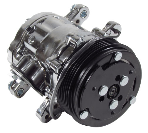 SD7 Sanden Air Conditioning Compressor