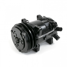 A/C compressor 508 style 134a Black