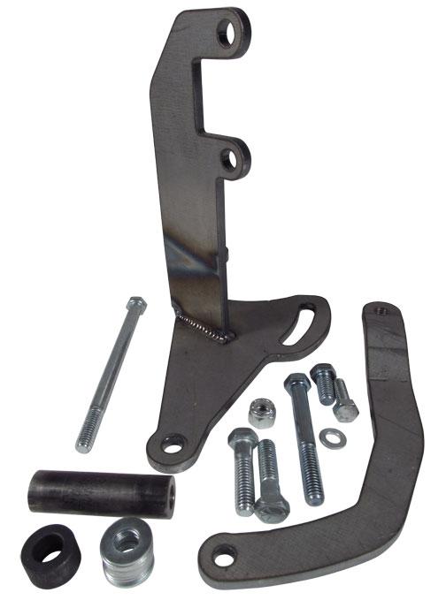 Alternator Bracket Kit - Small Block Chevy LWP