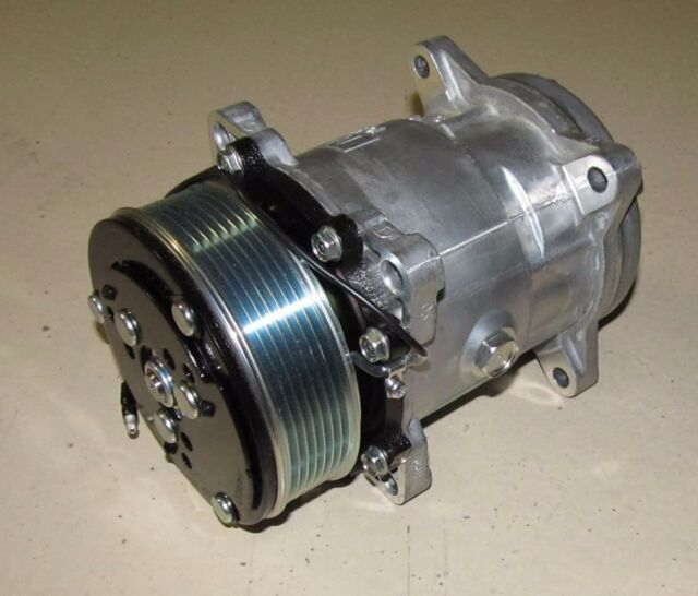 Sanden 508 Serpentine Rear Exit Compressor
