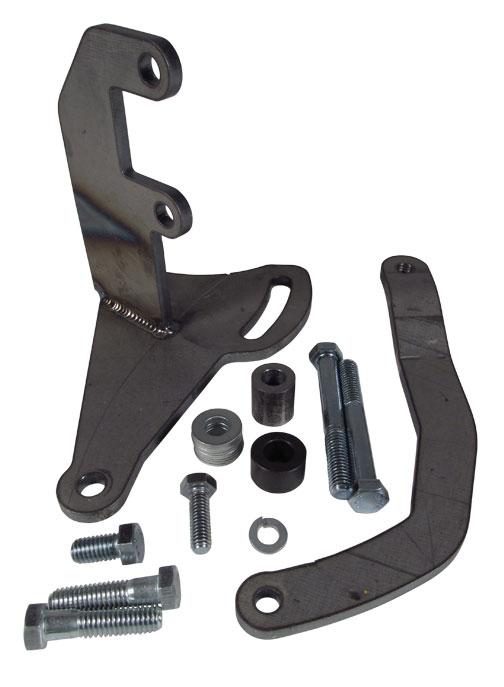 Alternator Bracket Kit - Small Block Chevy SWP