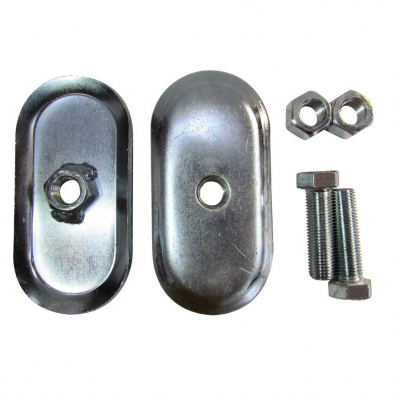 Seat Belt Anchor Plates