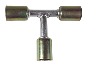 #8 Beadlock T A/C Fitting